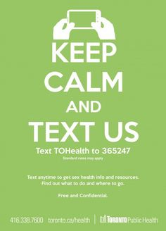 TOHealth is a sexual health text messaging program for Toronto youth (aged Text Messaging, Youth Age, Public Health, Toronto, How To Apply, Messages, Text Posts, Text Messages