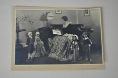Mable Heist Bickle Photo w Royal Pilgrim Dolls   eBay