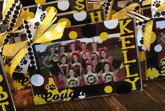 Personalized Picture Frame for cheer squad #cheergift #che…   Flickr