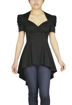 Steampunk tunic by Candy Culture. Get 39% off your purchase by using coupon code: 'Candycouture' at http://www.chicstar.com/storefront/protoDetail.aspx?idProto=1640