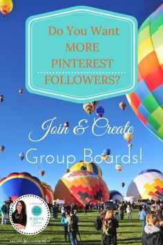 Do You Want More Pinterest Followers? Join and Create Group Boards