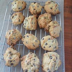 娘と朝から作ってみた^^ - 23件のもぐもぐ - チョコチップクッキー by 3mmmk1