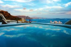 Mystique Hotel Santorini, Greece #JetsetterCurator