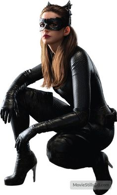 Cat Woman Cosplay The Dark Knight Rises - Promotional art with Anne Hathaway Catwoman Cosplay, The Dark Knight Trilogy, The Dark Knight Rises, Dark Knight Rises Catwoman, Anne Hathaway Catwoman, Catwoman Selina Kyle, Super Heroine, Poses References, Comic Movies