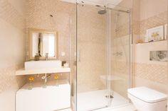 REFORMA VIVIENDA ESTILO NÓRDICO EN A CORUÑA #hogarhabitissimo #baño