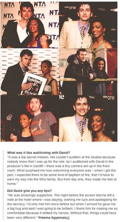 Another reason why Tennant is amazing. And why he's better than Matt Smith. Sorry Pip. Even though Amy beats all the previous companions (except River but I'm not sure if she actually counts as a previous companion, so far she's just popped in) I'll always love 10 the most.