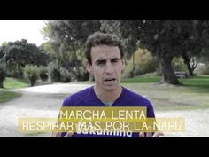 Como respirar al empezar a correr - Videoconsejos VGrunning #2 - YouTube Youtube, Movies, Movie Posters, Fictional Characters, Start Running, Athlete, Training, Exercises, Films