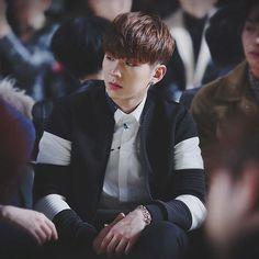 ☓ [160323] Seoul Fashion Week © polychrome | #monstax #몬스타엑스  #yookihyun #유기현 #기현 #Kihyun ♡ My love