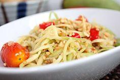 Sugar & Everything Nice: Thai Mango Salad