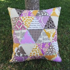 Awesome Quilted Cushion