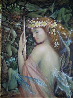Midsummer - Litha - Summer Solstice Midsummer or Litha is celebrated on or around June 21st, it is the  Summer Solstice and the lon...