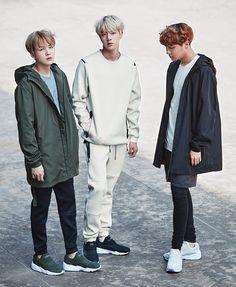 K-Love ❤️ — bts4554543:   'BTS x PUMA' (4)