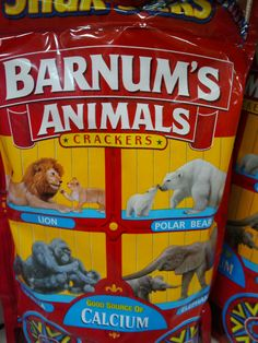 Animal Crackers Exposed