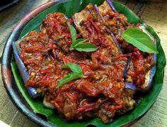 Resep Terong Balado Super pedas