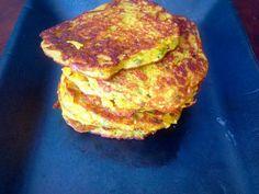 Pandela   flat savory pancake