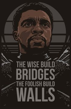 High quality print of an original illustration --- print on card stock print on carstock or photo paper depending on whats in stock or print on photo paper Black Panther Quotes, Black Panther Art, Black Panther Marvel, Black Art, Marvel Dc, Marvel Comics, Marvel Heroes, Black Panther Chadwick Boseman, African American Art