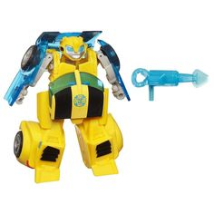 Rescue Bots Energize Bumblebee Action Figures Heroes Transformers Kids Toys  #Transformers