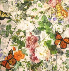 Hey, I found this really awesome Etsy listing at https://www.etsy.com/listing/198459146/butterfly-garden-slip-cover-for-your