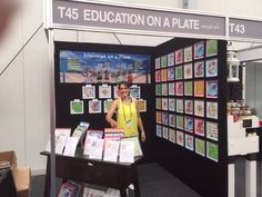First time exhibiting in Sydney! Magazine Rack, Sydney, Centre, Plates, Island, Education, Storage, Gifts, Furniture