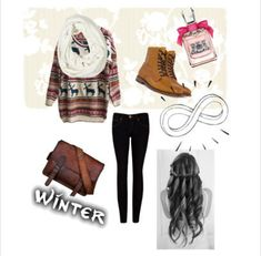 Winter/spring  outfit back to school outfit ideas