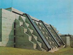 Scarborough College  Scarborough, Ontario, Canada  John Andrews 1964-66