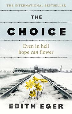 The Choice by Edith Eger. I defy you to read this book and not be amazed by Edith's strength. It has strong echoes of Viktor Frankl, and indeed, Eger became a disciple of his after the war. Please read this book The Choice Book, Got Books, Books To Read, Trauma, Learning To Live Again, Holocaust Books, Holocaust Survivors, The Reader, Journey