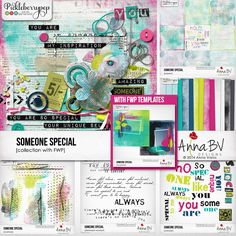 Pickleberrypop :: Bundles/Collections :: Someone Special collection with FWP