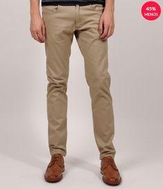 45% de descuento en Pantalón Recto para Caballero, en LOB.  #PromoMap #Promo #Moda