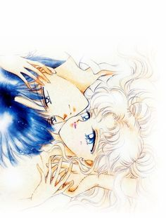 Artwork by Naoko Takeuchi for Sailor Moon