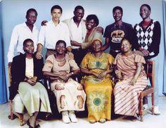 Obama's family / father's side