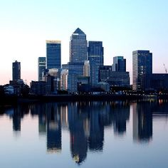 - 20 : Canary Wharf is a major business district located in Tower Hamlets, London, United Kingdom. It is one of London's two main financial centres – along with the traditional City of London London Neighborhoods, London Attractions, Skyline Von London, London Docklands, Weekend In London, Beautiful London, Beautiful Places, Greater London, London Photography