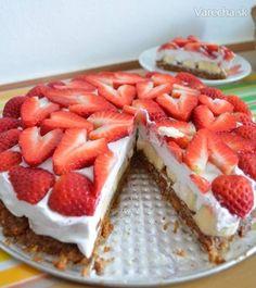 Recept na tento výborný ľahko pripraviteľný koláčik, mám od švagrinky, nezaberie veľa času a dokonale zasýti chuť na sladké :)