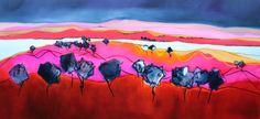 Earth Waves - Sara Paxton Artwork