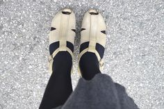 -Strap Clogs by No.6
