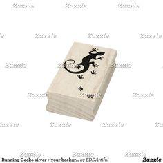 Running Gecko silver + your backgr. & ideas