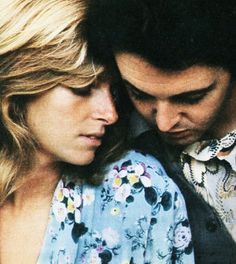 paul mccartney and linda mccartney. The love they had for each other is just…