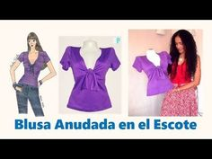 Blog sobre patrones y costura Dress Sewing Patterns, Clothing Patterns, Churidhar Designs, Sewing Projects, Crop Tops, Crochet, Costura Diy, Dresses, Blog