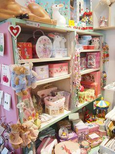 Pienikamari gift shop and toy store in Jyväskylä, Finland. pienikamari.fi