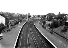 Liverpool Images, Disused Stations, Southport, Railroad Tracks, Abandoned, England, Park, Trains, Engineering