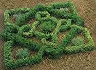 Lots of knot garden patterns!