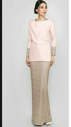 Street Hijab Fashion, Abaya Fashion, Muslim Fashion, Fashion Dresses, Vogue Dress Patterns, Kebaya Dress, Batik Fashion, Modest Wear, Muslim Dress