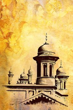 23 new Ideas abstract watercolor art inspiration watercolour Abstract Watercolor Art, Watercolor Landscape Paintings, Arte Zombie, Images Noêl Vintages, Architecture Drawing Art, Indian Folk Art, Indian Art Paintings, Wow Art, Islamic Art