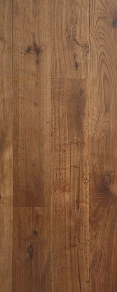 European White Oak - Character