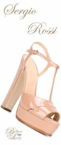 8908a093bf Brilliant Luxury by Emmy DE ♢ Sergio Rossi Platform Sandals  #sergiorossisandals #sergiorossi2016 #sergiorossinewyorktimes