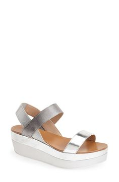Pelle Moda 'Utica' Platform Sandal (Women) available at #Nordstrom