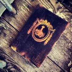 Pocket fold Book Invitations  by Shabbyscrap by ShabbyScrap, $15.00