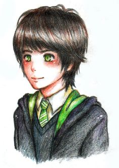Albus Severus Potter by ichan-desu.deviantart.com