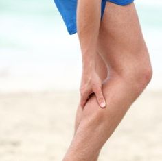 How To Recover From A Calf Muscle Strain - Treatment For Calf Muscles Strain Calf Muscle Strain, Calf Strain, Muscle Pain, Muscle Spasms, Cramp Remedies, Health Remedies, Home Remedies, Herbal Remedies, Natural Treatments