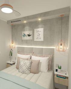 Home Decorators Hazelwood Mo Room Design Bedroom, Room Ideas Bedroom, Small Room Bedroom, Home Decor Bedroom, Bedroom Furniture, Bedroom Wall Designs, Home Design Decor, Home Room Design, Stylish Bedroom