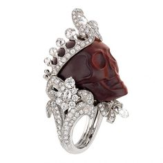 Ridiculous awesome! Ring by Dior